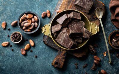 De voordelen van pure chocola